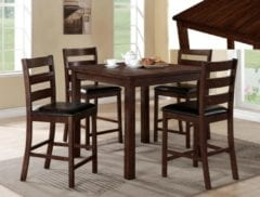 Callie 5pc Counter Dining
