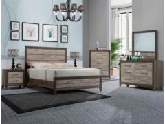 Leto 5pc Queen Bedroom