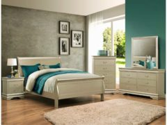 Shimmer 5pc Twin Bedroom