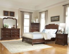 Signature 3pc Queen Bed