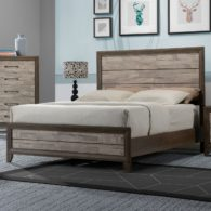 Leto 3pc Queen Bed