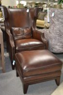 Cabin 2pc Chair & Ottoman