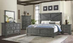 Westminster 5pc Queen Bedroom
