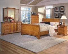 Gulfport 5pc King Bedroom