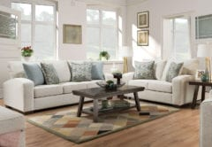 Fugi Grain 2pc Living Room