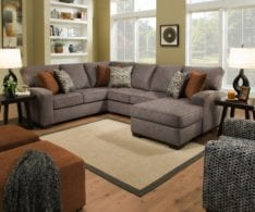 Ashe 3pc Sectional