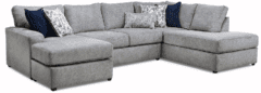 Monica 3pc Sectional