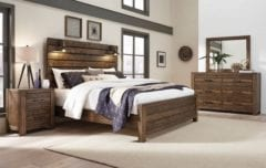 Braylon 3pc King Bed