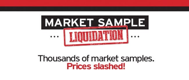 Market Sample Liquidation