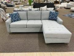 2001109 2pc Sectional Sofa