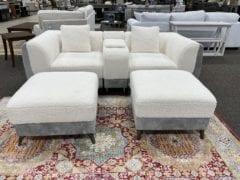 2002845 5pc Sectional Sofa