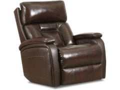 Baker Chestnut Rocker Recliner